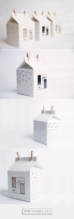 Sùmi Rice Packaging on Behance... - a grouped images picture - Pin Them All
