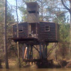 Homemade Deer Blinds 8 homemade hunting blinds [pics] - wide open ...
