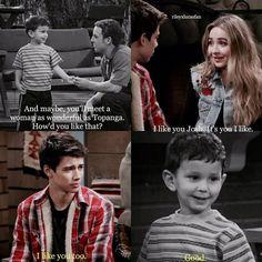 Maya and Josh are totally the new Cory and Topanga of Girl Meets World!!! Maya is totally Josh's Topanga and Josh is Maya's Cory!!! Awwwww!!!! Joshaya forever!!!!!
