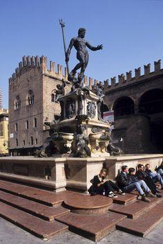 Bologna-Nettuno - Palazzo d'Accursio, province of bologna , Emilia Romagna region Italy