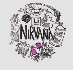 bands amazing nirvana music