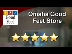 #goodfeetreviews  Omaha Good Feet Store Five Star Review by Rosa M.
