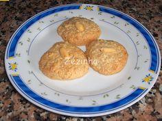 Receitas - Biscoitos de amendoim - Petiscos.com