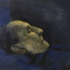 """Saatchi Art is pleased to offer the painting, """"Marcel Duchamp 15 (dead),"""" by Davis Lisboa. Original Painting: Oil on Canvas. Art Photography Portrait, Portraits, Neo Dada, Museum Branding, Original Paintings, Original Art, Tate Gallery, Marcel Duchamp, Storyboard Artist"""