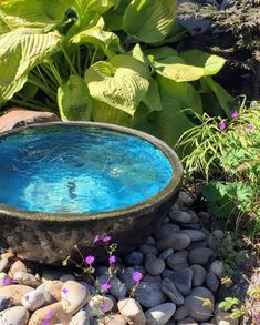 A Solar Fountain Can Transform Your Garden – Gardening Decor Fountains Backyard, Backyard Water Feature, Water Features In The Garden, Small Garden Design, Backyard Landscaping, Ponds Backyard, Japanese Garden, Outdoor Gardens, Garden Inspiration