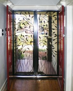 Double Tree Doors... i want these when we get a house.