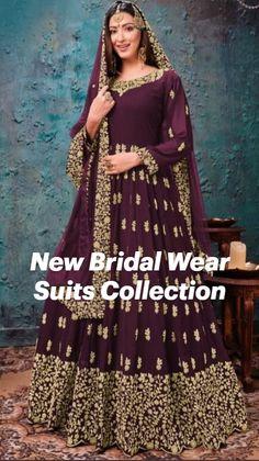 Indian Bridal Photos, Indian Bridal Outfits, Indian Bridal Fashion, Pakistani Bridal Dresses, Indian Fashion Dresses, Indian Designer Outfits, Designer Dresses, India Fashion, Bridal Lehenga
