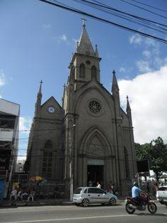 Igreja de Senhor dos Passos_Feira de Santana_Brasil