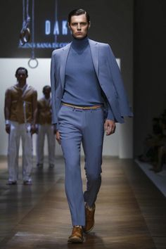 DAKS Men's Spring/Summer 2016 #MFW | DESIGNS FEVER