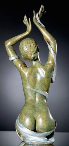 Sculpture - Artist Marie Paule Deville-Chabrolle