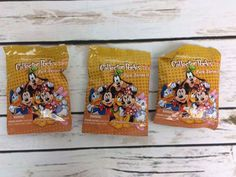 Disneyland Collector Packs Series 11 Blind Pack MINI 3 New Sealed Packs RETIRED #Disney