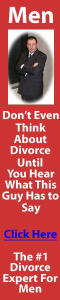 Specialized in providing great advice for Divorce for men. Firstly hear to this guy prior to thinking about divorce.