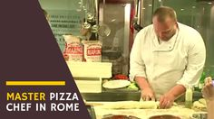 This Chef is doing big things right now...    Have you ever seen pizzas like this?