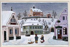 Winter Landscape, 1944