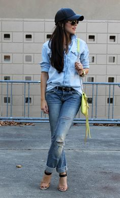 going to the game outfits for women | should be going to a baseball game a fashionable baseball game where ...
