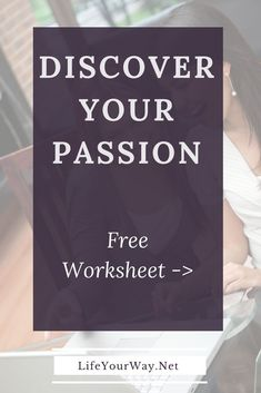 Discover your passio