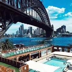 Those who have had the pleasure of either living in or visiting Sydney, will tell you it's one of the great cities of the world  It truly is!  .  .   via @myhealthyobsession