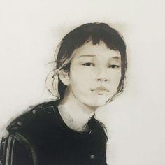 Oil Portrait on Behance