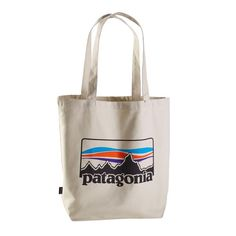 Patagonia MARKET TOTE Bag - Logo-Print von 73 // WILDHOOD store