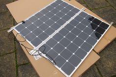 Solar Camper Solutions - VW California (T5 & T6) Solar Panel Kit