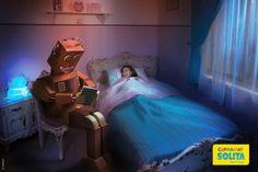 Adeevee - Solita: Monster, Robot