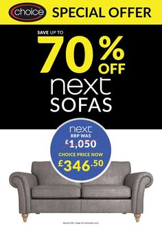 Catch this great offer at Choice while you can - available for a limited time only! Clacton Factory Outlet on Google+