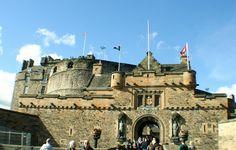 Edinburgh Castle by Nigel's Best Pics, via Flickr