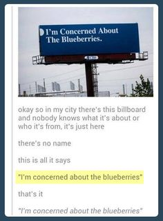 I'm gonna buy a billboard and do this