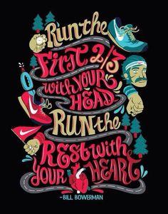 Good running advice!