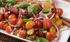 Lchf, Fruit Salad, Mozzarella, Stuffed Peppers, Vegetables, Recipes, Corner, Prom Dresses, Food