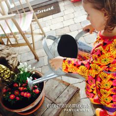 Kunterbunt benäht in die Osterfeiertage: Lillestoff »Poppy« meets Ottobre!