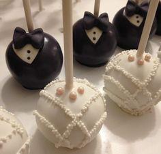 #Cakepops   Www.thenewyorkcakepopery.com  @thenewyorkcakepopery - Instagram #weddingcakepops