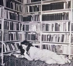 edna st. vincent millay and her library