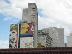 Daniel Melim at Luz Station, Sao Paulo