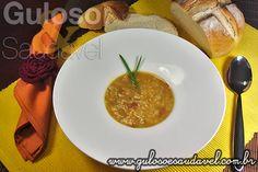 Sopa de Bacalhau » Peixes e Frutos do Mar, Receitas Saudáveis, Sopas » Guloso e Saudável