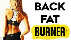 How To Lose Back and Belly Fat | 4 SIMPLE Lower Back and Waist Slimmer...