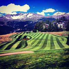 Golf's greats have left Crans Montana again after a successful Omega European Masters Swiss Switzerland, Golf Clubs, Montana, Masters, Omega, Golf Courses, Neutral, Bucket, Instagram