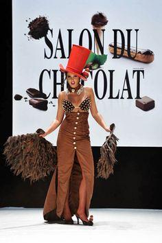 Chocolate Dress Design