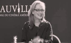 Meryl Streep's reactions