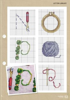 (3) Gallery.ru / Фото #38 - CrossStitcher 307 - tymannost