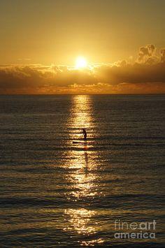 Sunrise Photograph - Sunrise In Florida Riviera by Rafael Salazar