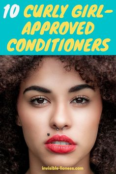 Looking for a list of curly girl approved conditioners? Here you'll find curly girl approved leave-in conditioners just as much as deep conditioner - whatever your curly heart desires! Diy Hair Care, Curly Hair Care, Hair Care Tips, Curly Hair Styles, Growing Out Short Hair Styles, Grow Long Hair, Healthy Hair Tips, Healthy Hair Growth, Easy Hairstyles For Long Hair