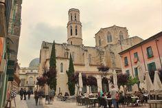 Figueres, Spain. Tierra de Dalí