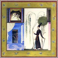 Arabian Nights - Kay Nielsen