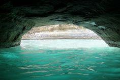 cave at sidari