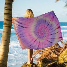 Every Tie-Dye Towel is Hand Dyed and One of a Kind With it's Color Sand Resistant Design! 38 x Made in Turkey, Turkish Cotton Hand Wash Before Use & Air Dry After Care Instructions: Hand wash or machine wash cold separately; Yellow Tapestry, Tapestry Beach, Towel Crafts, Beach Toys, Tie Dye Shirts, Clothing Company, Apparel Company, Marine Life, Clouds