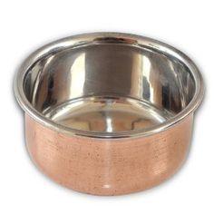 copper bowl, small copper bowl, copper serving bowl, copper kitchenware, copper tableware