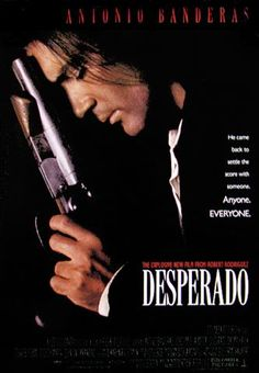 Desperado..  Great movie in classic format.. Yes..!!
