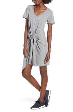 89618e06 Free shipping and returns on Socialite Tie Waist T-Shirt Dress at  Nordstrom.com