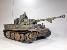 Tiger I-  1:35 by Daz